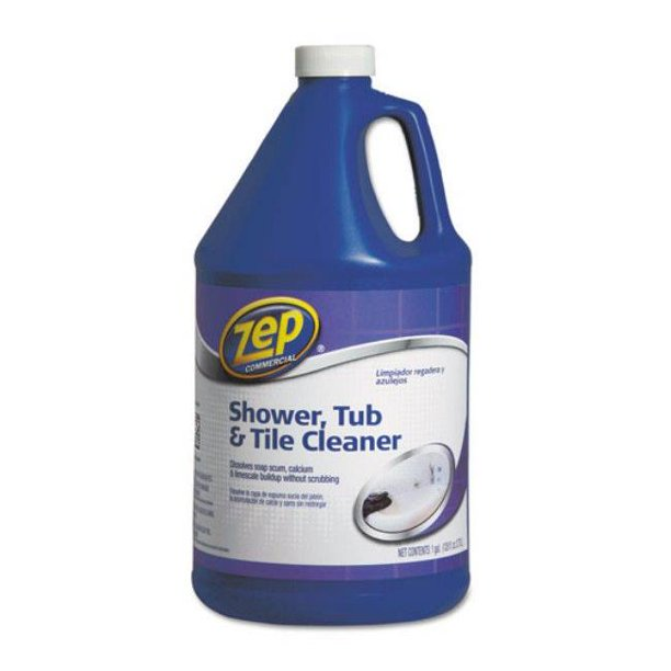 Zep 1041699 Shower Tub And Tile Cleaner Cleaners