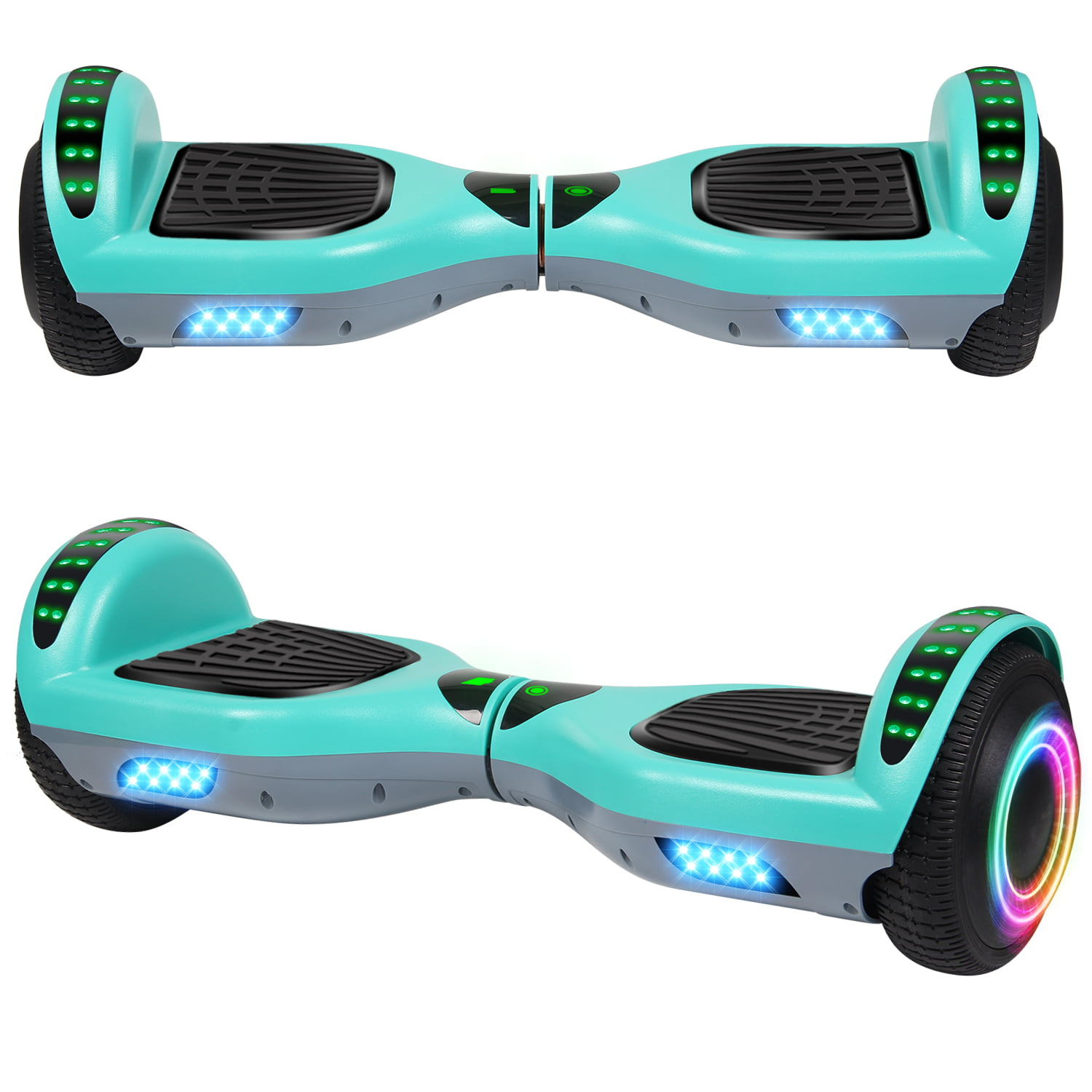 Self Balance Shock Absorb Board Hoverboard Seat Saddle For Scooter 6.5 8 10inch