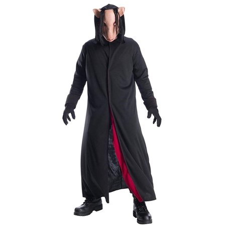 Jigsaw (Saw 8) Pig Face Adult Mens Costume (Pig Nose Costume)