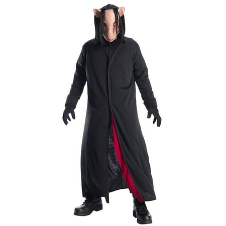 Jigsaw (Saw 8) Pig Face Adult Mens Costume](Two Face Adult Costume)