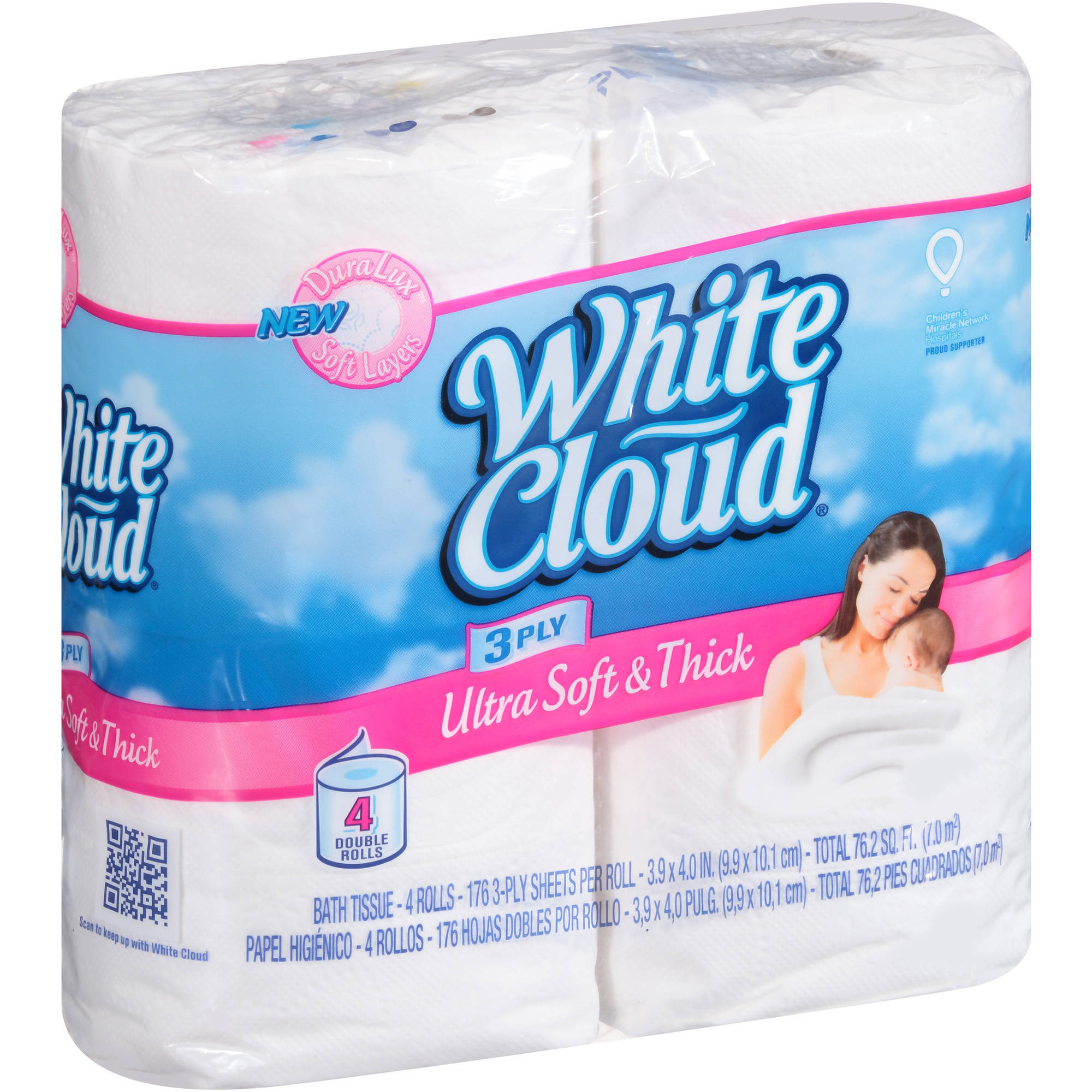 Who Sells White Cloud Toilet Paper
