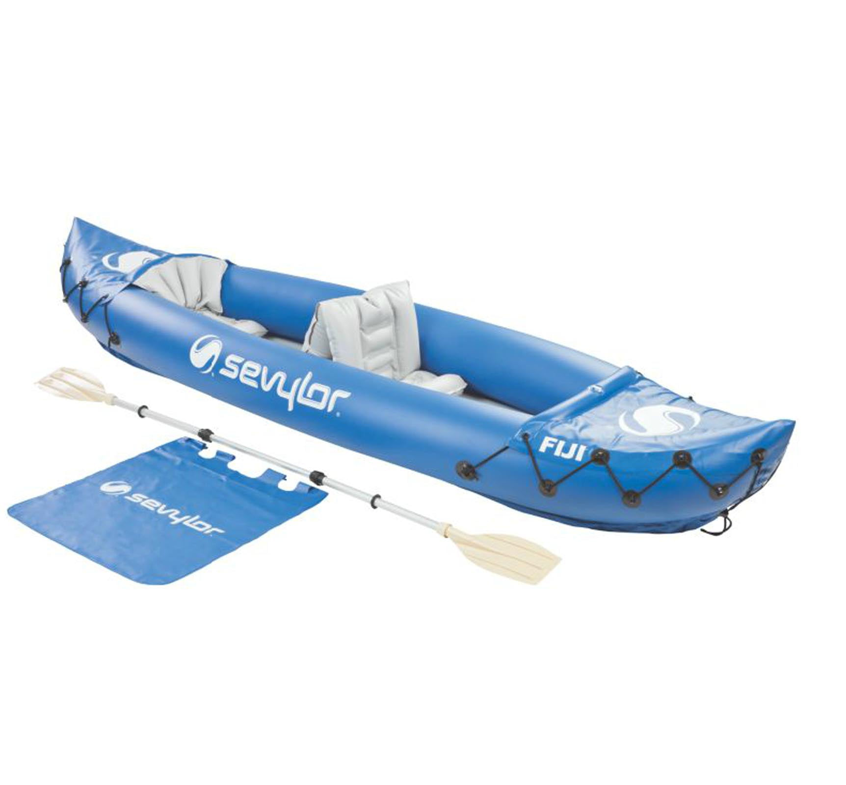 Sevylor Fiji Kayak Travel Inflatable Pack by COLEMAN