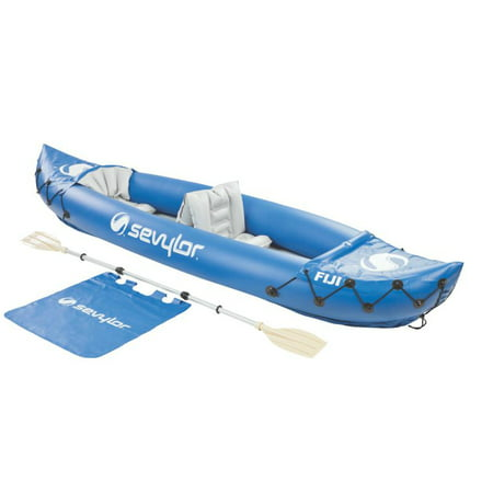 Sevylor Fiji Kayak Travel Inflatable Pack (Best Inflatable Kayak Australia)