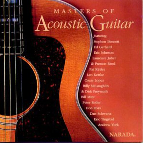 Masters of Acoustic Guitar / Various