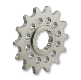 Moose Racing Chromoly-Steel Front Sprocket 14 Tooth Fits 88-07 Honda CR250R