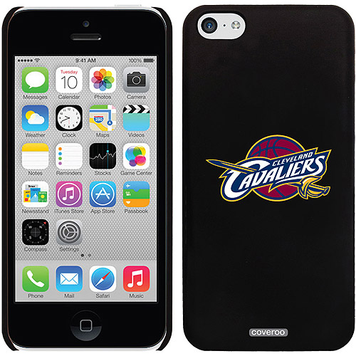 Cleveland Cavaliers Logo Design on iPhone 5c Thinshield Snap-On Case by Coveroo