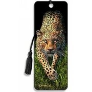 Leopard Bookmark by Artgame - BK112LPD
