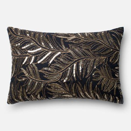 Black Down Throw Pillows : Product