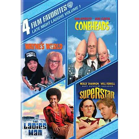 4 Film Favorites: Late Night Laughs Volume 1 (DVD) for $<!---->