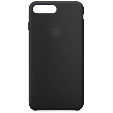 hot sale online 4dbc2 2a63b Apple Silicone Case for iPhone 7 Plus - Black