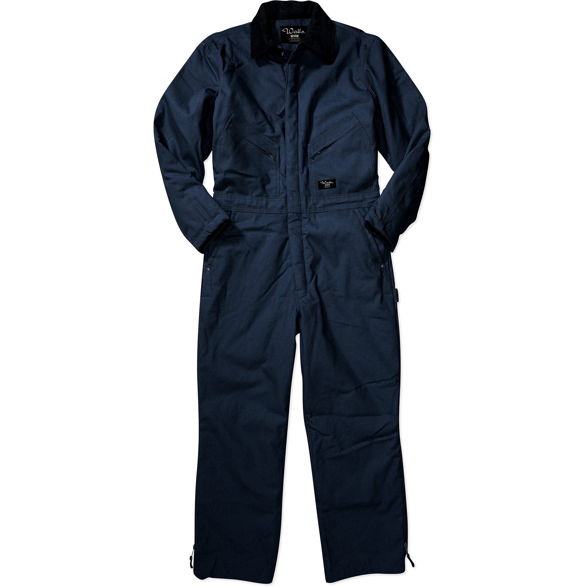 Walls - Big Men's Twill Insulated Coverall, Size 2XL