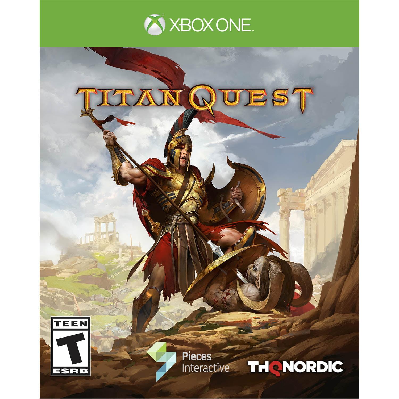 THQ Titan Quest (XBX1)