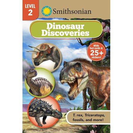 Smithsonian Reader Level 2: Dinosaur - Cambridge Discovery Readers