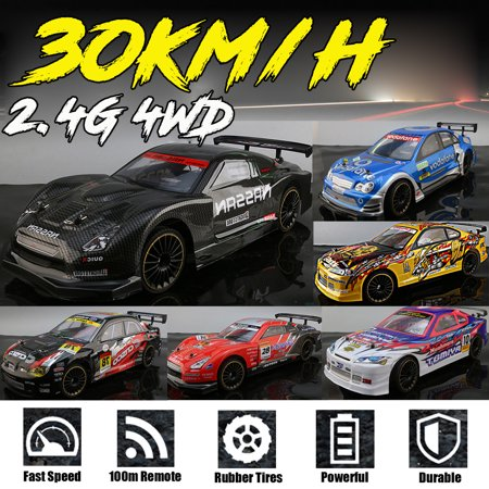 1:14 High Speed Drive Drift RC 4WD Car RC Off-road Remote Control Vehicle USB Charging Toy Gift for Kids Adults - Rc Toys For Adults