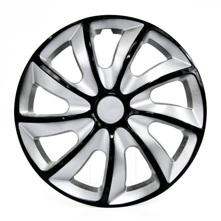 Mazda Hub (Fit Kia Lincoln Mazda Mini Mitsubishi Wheels Rim Cover 4pcs Hub Cap Full Lug Skin  Complete Set For 3 626 B3000 B4000 Co )