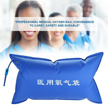 Ejoyous 42L Portable Emergency Medical Oxygen Bag PVC Material Oxygen Carry Bag, Oxygen Carry Bag, Emergency Oxygen Bag - image 2 of 8