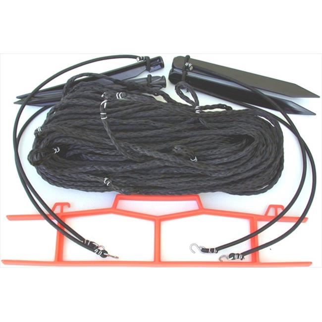 Home Court M825BS 8 Meter Black .25-inch rope Non-adjustable Courtlines