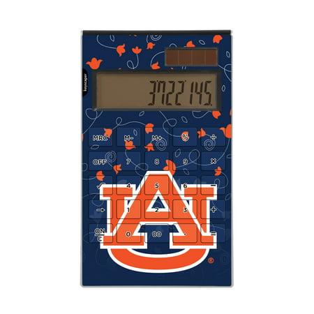 Auburn Tigers Desktop Calculator NCAA