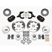 Wilwood Forged Dynalite Front Kit 11.75in 55-57 Chevy