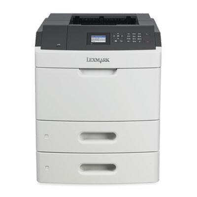 Lexmark - 40G0410 - Lexmark MS810DTN Laser Printer - Monochrome - 1200 x 1200 dpi Print - Plain Paper Print - Desktop -
