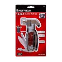 Sheffield® 14-In-1 Hammer Multi Tool