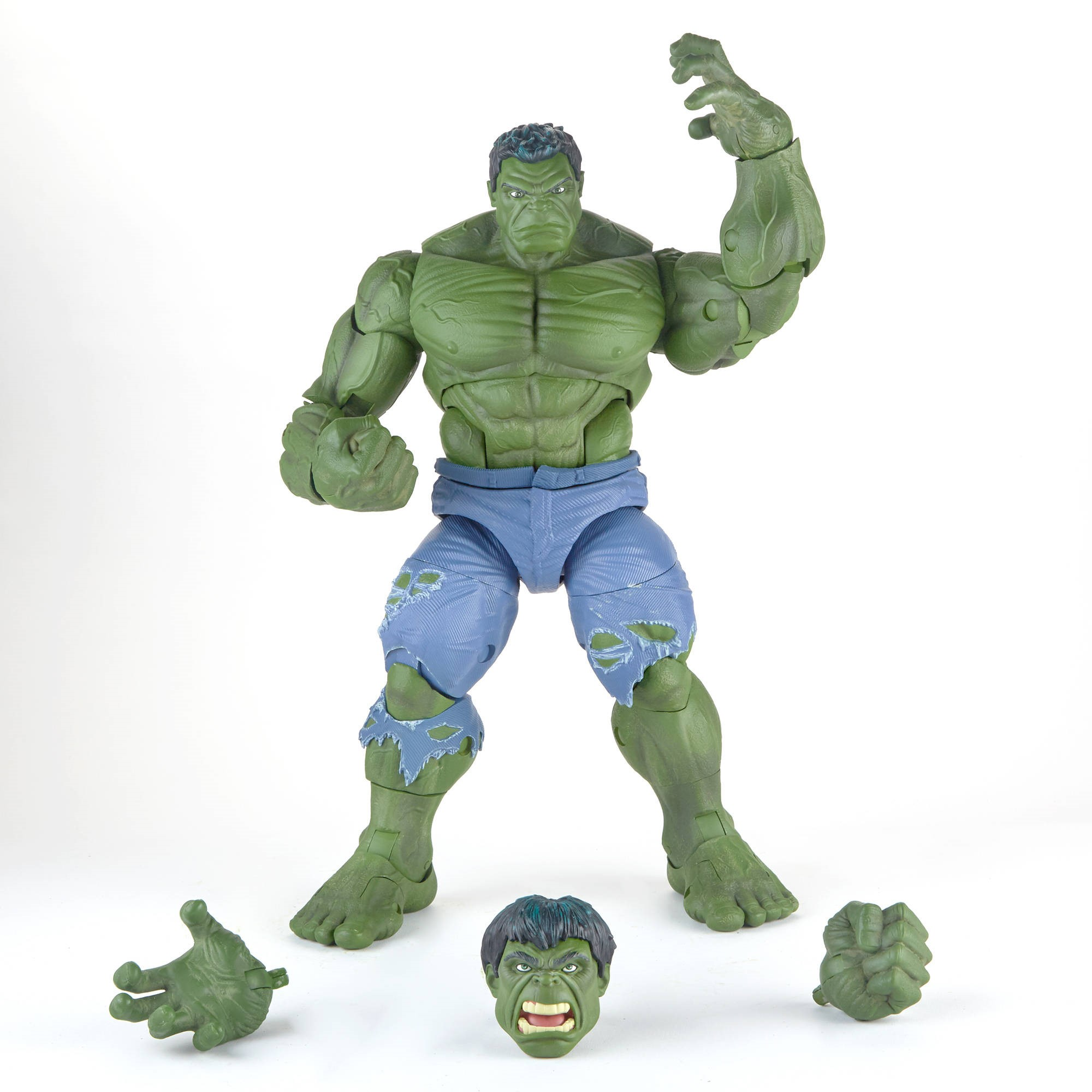 "Incredible Hulk Marvel Legends 12/"" Scale 14.5/"" ACTION FIGURE NEW IN BOX Hasbro"