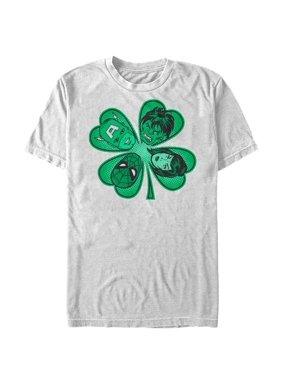 1db787df Product Image Marvel Men's St. Patrick's Day Hero Four-Leaf Clover ...