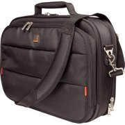 "Urban Factory 13.3"" City Classic Case with Documents Holder, Black"