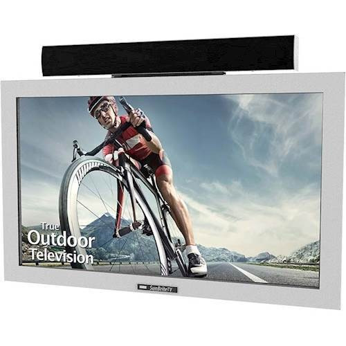 "Sunbrite Tv SB-3211HD-WH White Pro Series 32"" Direct Sun Outdoor LED HDTV with Outdoor Display"