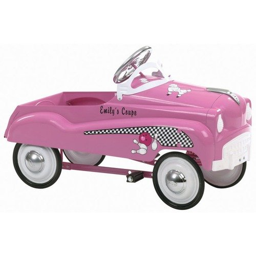 InStep Pedal Car, Pink