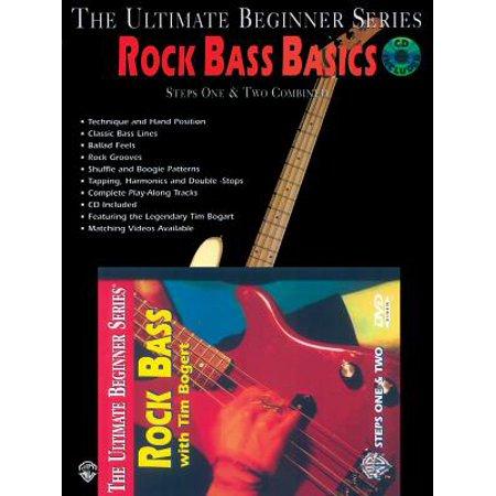 Ultimate Beginner Rock Bass Basics Mega Pak