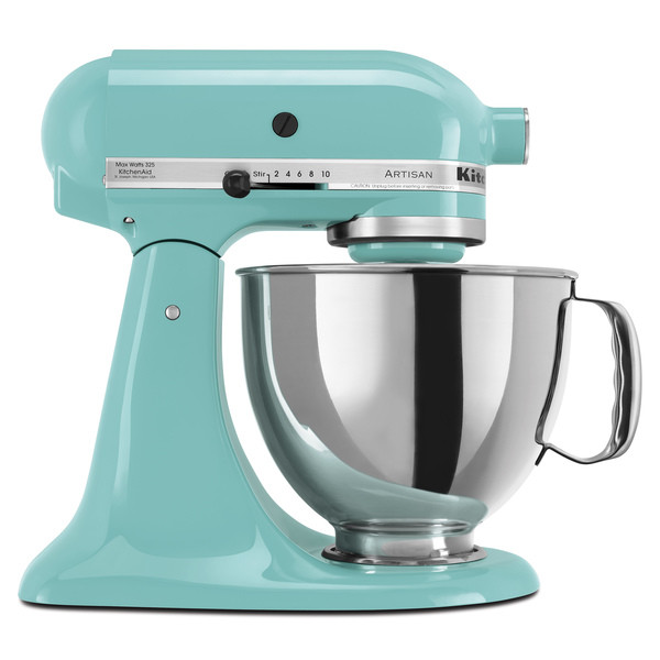 KitchenAid RRK150AQ Refurbished 5 Qt. Artisan Series - Aqua Sky