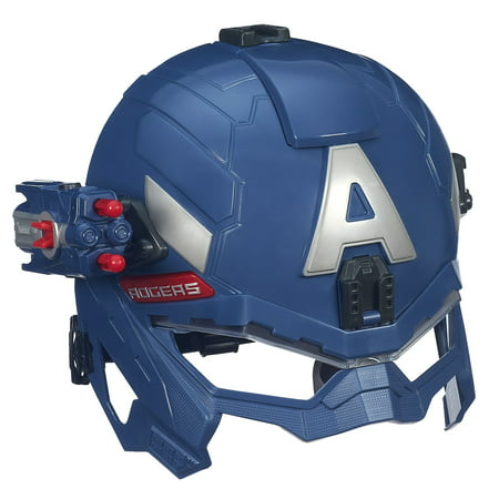 Marvel Captain America Super Soldier Gear Battle - Captain America Helmet For Sale