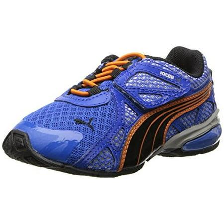 PUMA - Puma Boys Voltaic 5 Toddler Mesh Athletic Shoes ...