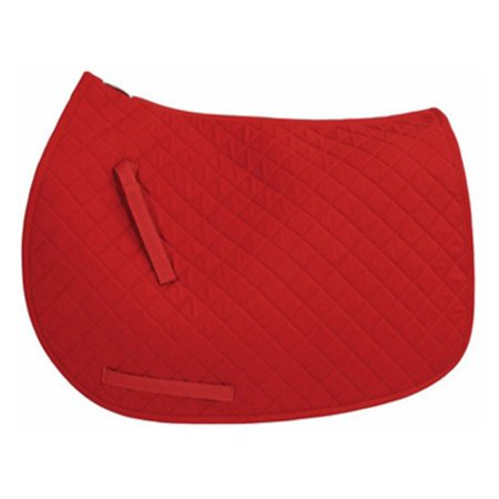 Weatherbeeta Saddle Pad (TuffRider Horse Basic All Purpose Saddle)