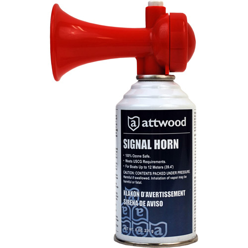Attwood 8oz Safety Airhorn
