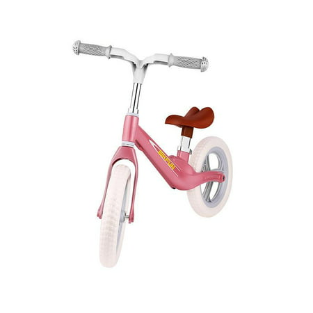 12 Balance Bike,Age 18 Months to 5 Year Best Gift for Kid Boy and Girl,