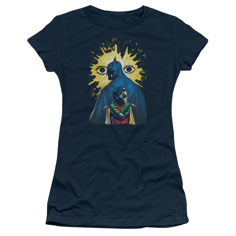 Batman Watchers Juniors Short Sleeve Shirt