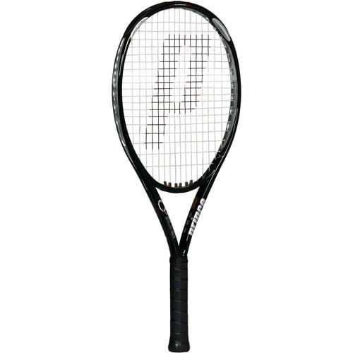 Prince O3 Silver OS+ Prestrung Tennis Racquet