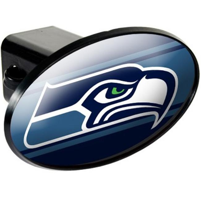 Great American Products 72010 Trailer Hitch Cover- Seattle Seahawks