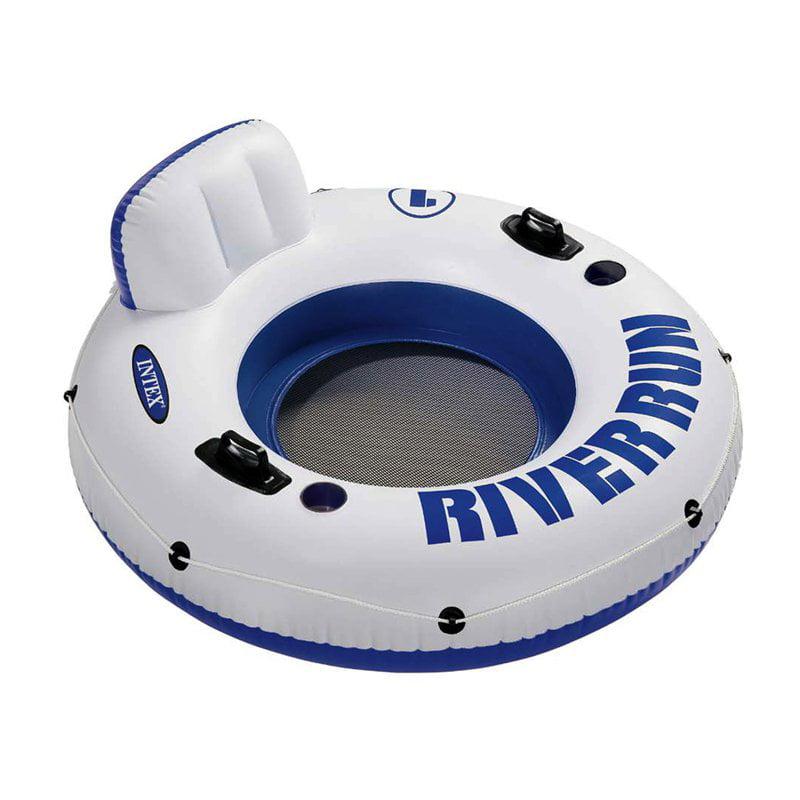 Intex Recreation 58825EP River Run I Inflatable Tube, 53-In.