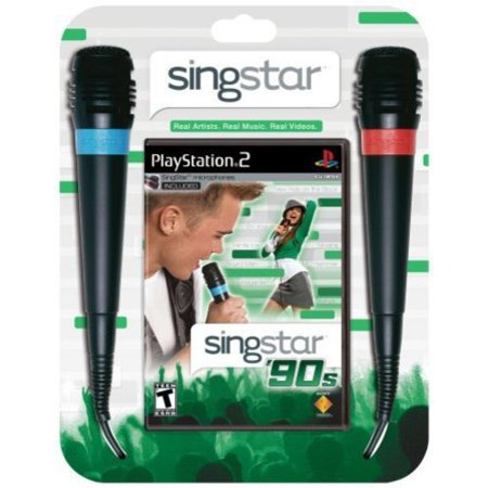 Singstar 90S   Playstation 2