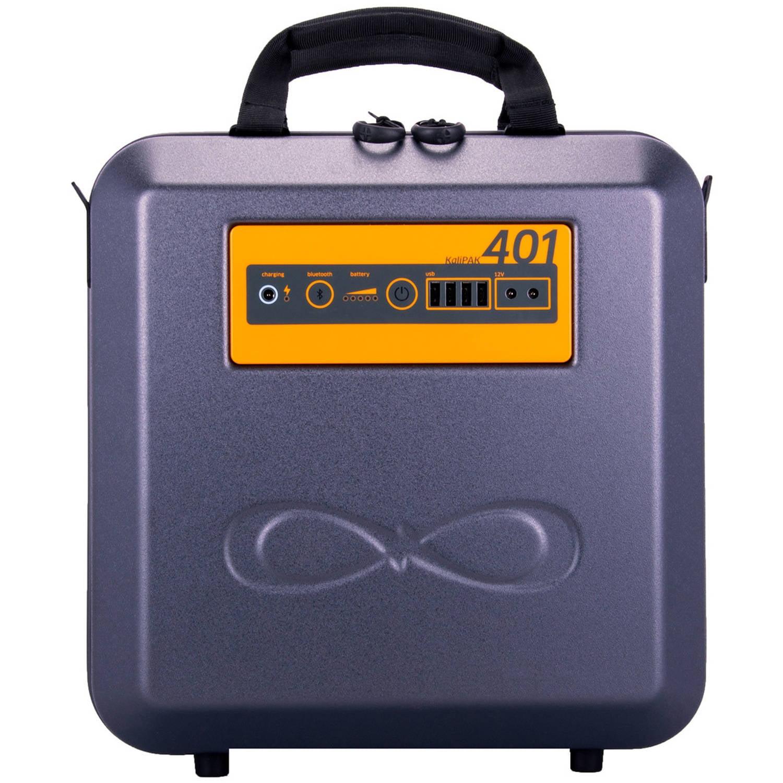 KaliPAK 401 384-Watt Hour Portable Solar Generator Kit by Kalisaya