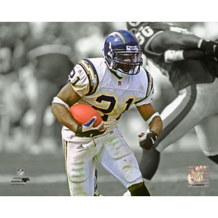 LaDainian Tomlinson 2001 Spotlight Action Photo -
