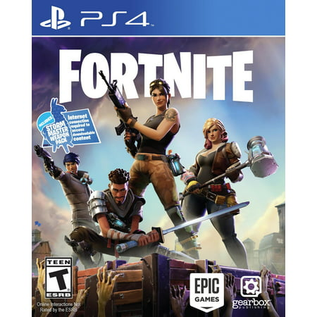 Fortnite Ps4 Walmart Com