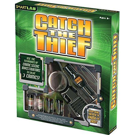 SmartLab Catch the Thief Kit