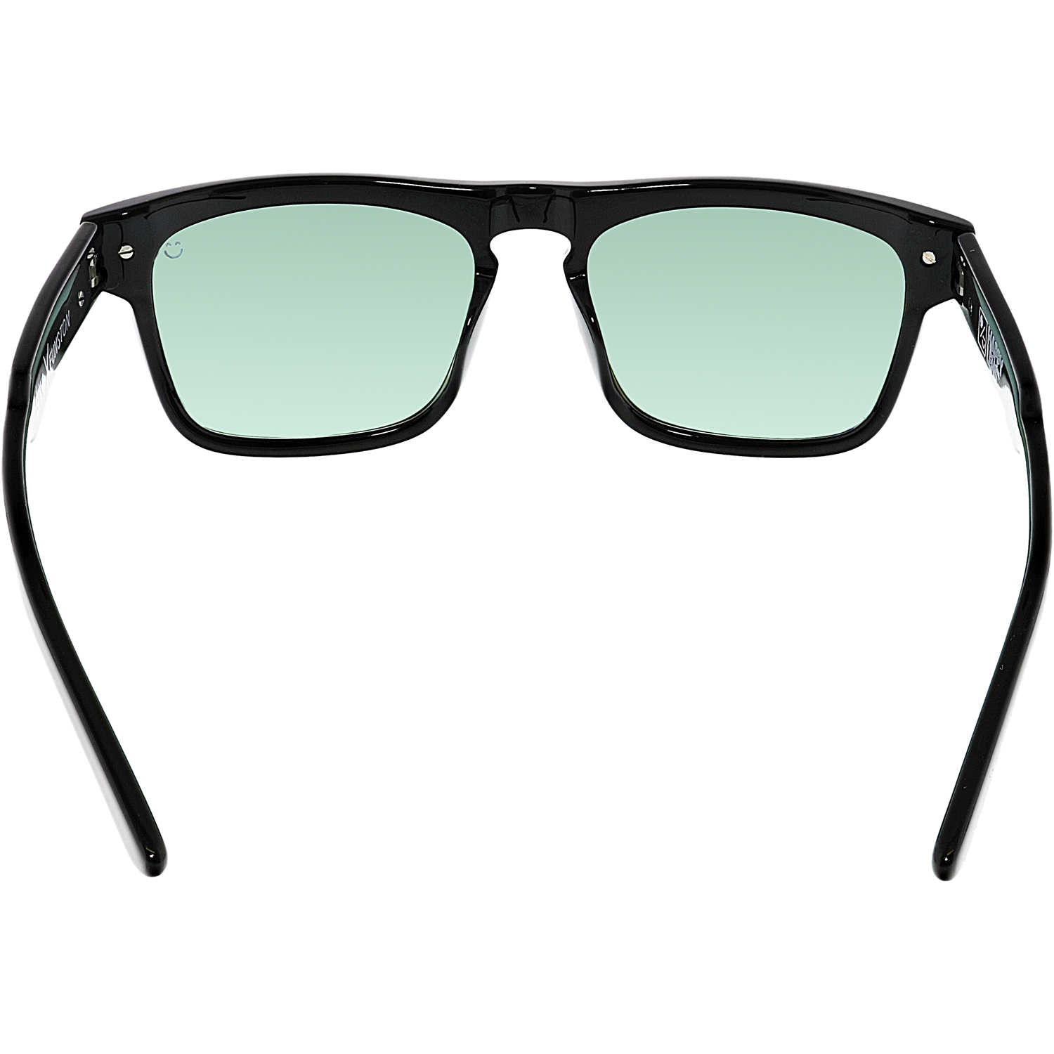 5c85f07b9b Spy - Spy Polarized Funston 673362038864 Black Rectangle Sunglasses -  Walmart.com