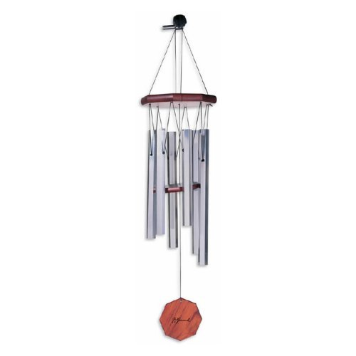 JW Stannard Sixth Dimension 28 in. Fulfillment Wind Chime