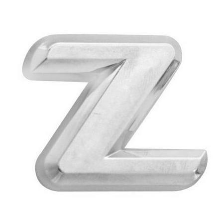 Pilot IP-555ZZ Chrome Letter Z Emblem - image 1 de 1