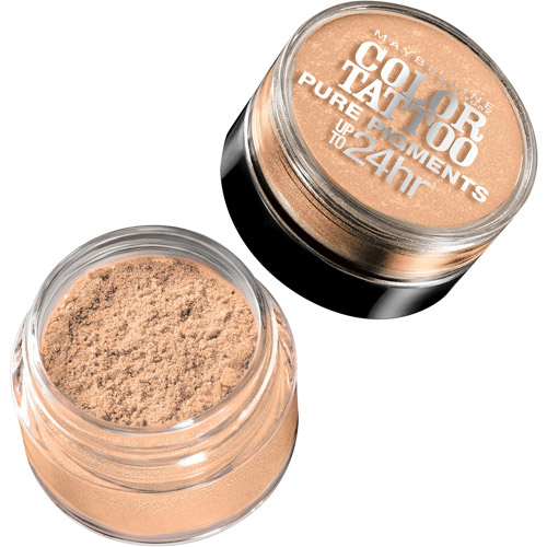 **Discontinued**Maybelline Eye Studio Color Tattoo Pure Pigments Loose Powder Shadow, 0.05 oz
